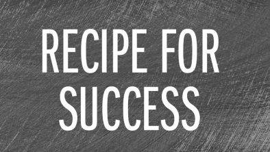 resep sukses