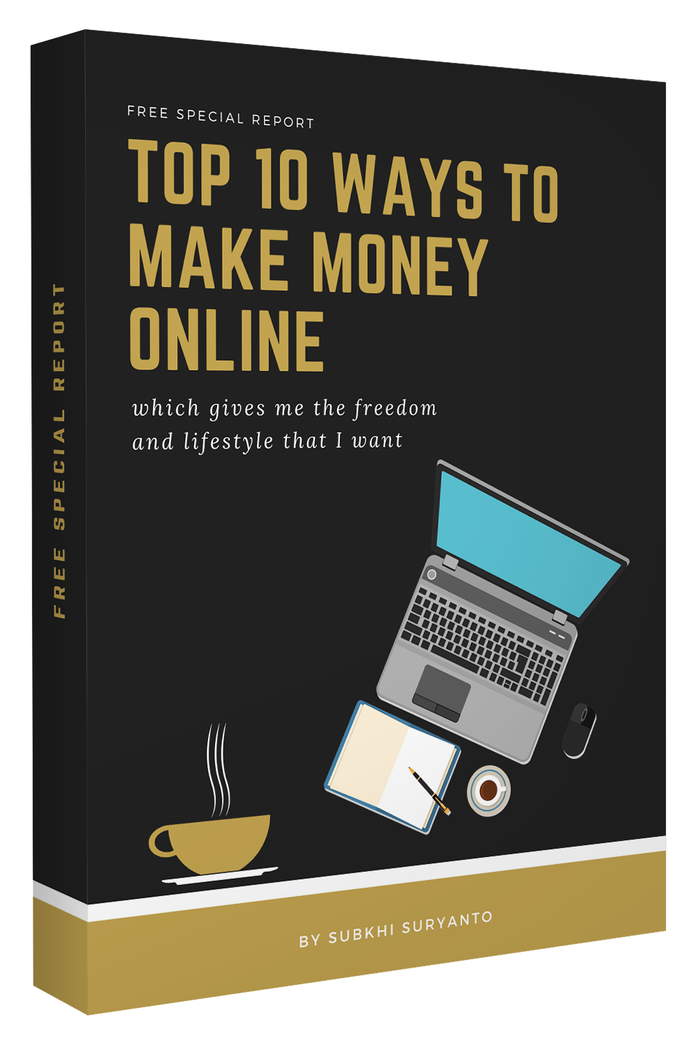 Special Report PDF 10 Ways To Make Money Online - Subkhi ...
